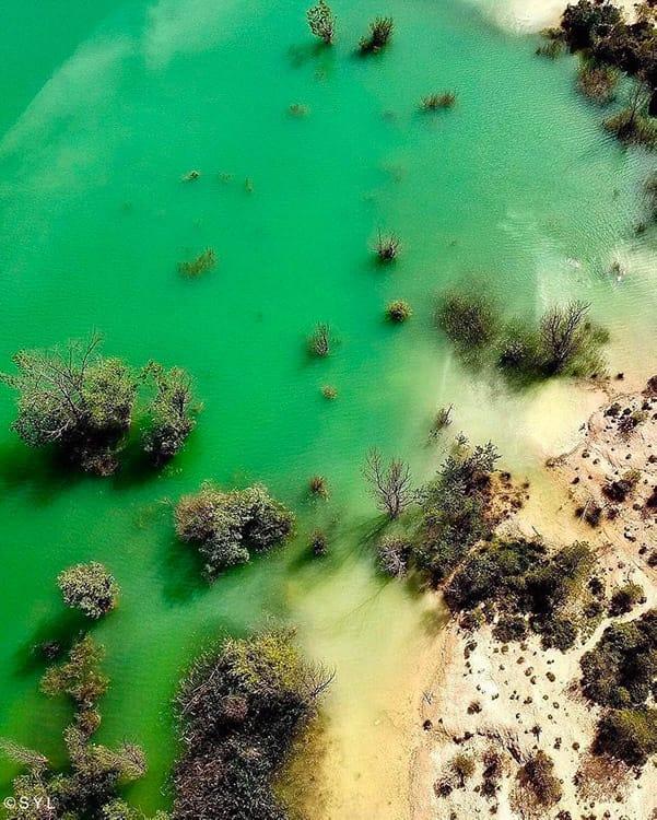 Le Lac de Cécélés